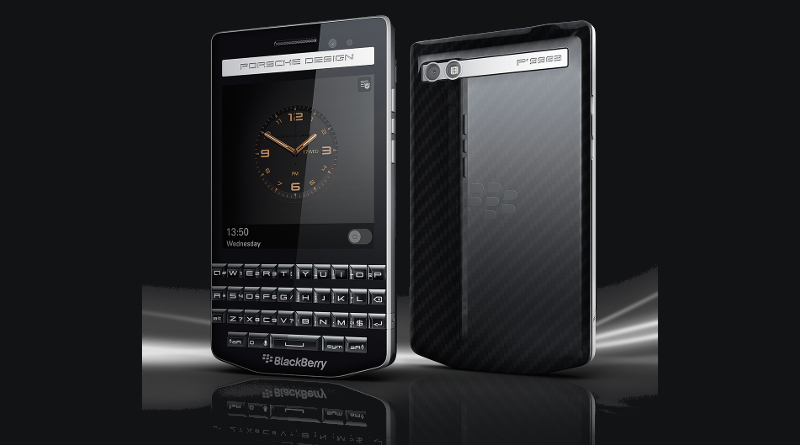 Blackberry Porsche 2