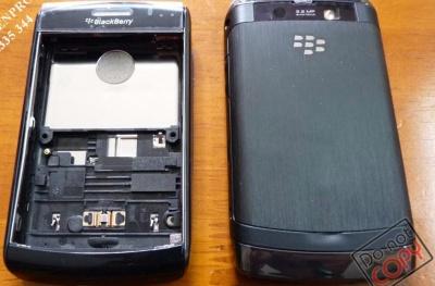 Bộ vỏ blackberry 9550, 9520 stom2