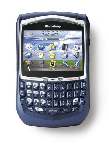 Blackberry 8700G - Blackberry 8700G