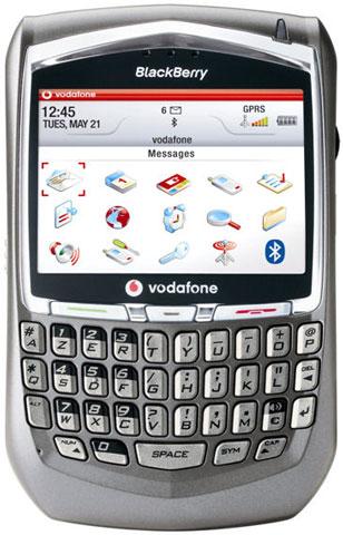 Blackberry 8700 v