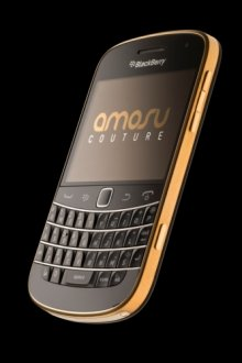 Blackberry 9900 gold