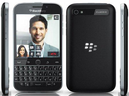Blackberry classic cũ