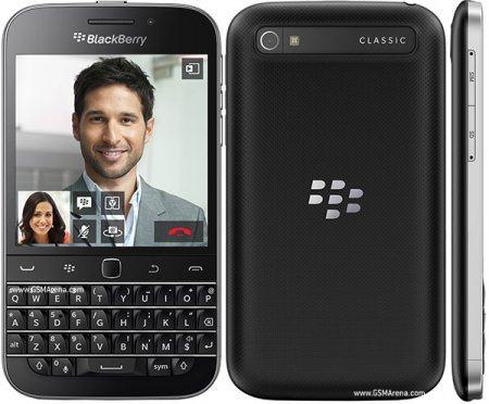 Blackberry classic liknew fullbox