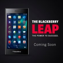 BlackBerry Leap Fullbox