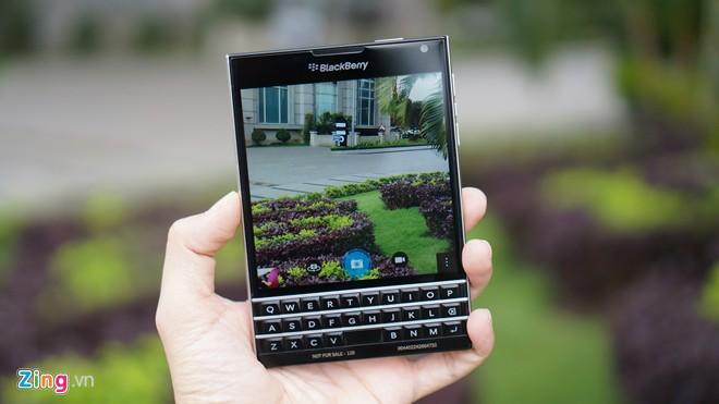 BlackBerry Passport cũ mới 99%