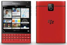 Blackberry Passport đỏ FullBox