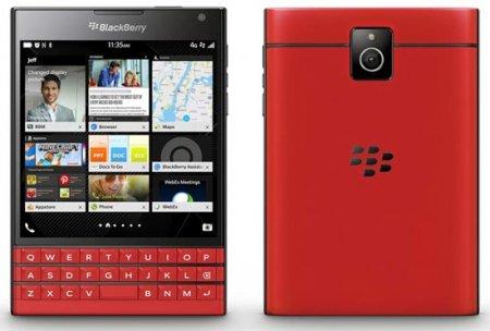 Blackberry Passport đỏ FullBox