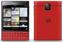 Blackberry Passport đỏ cũ
