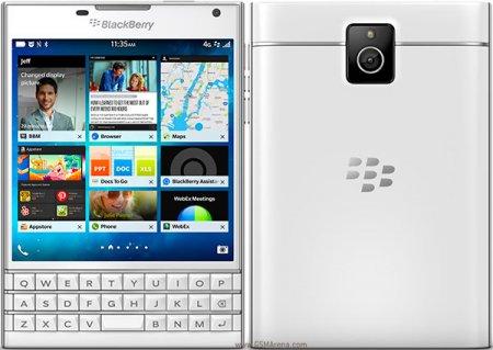 Blackberry Passport Trắng Mới Fullbox