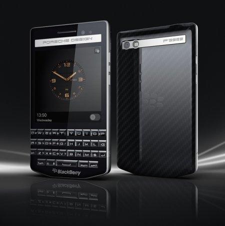 Blackberry porsche design p'9983 ( lưng carbon ) mới