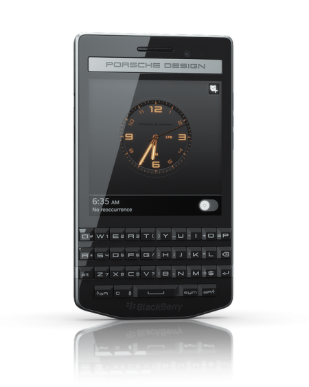 Blackberry Porsche Design P'9983 Cũ