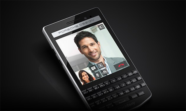 BlackBerry chính thức công bố Porsche Design P'9983
