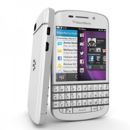 BlackBerry Q10 trắng
