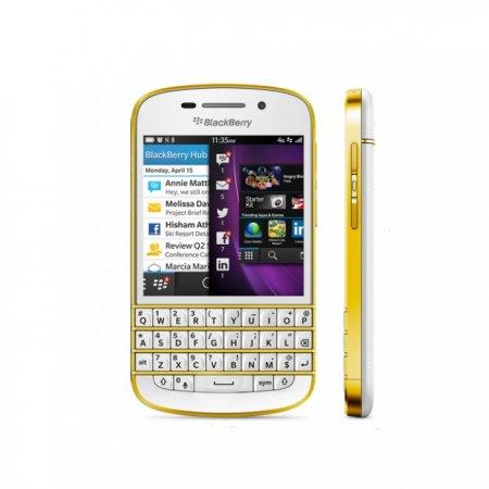 BlackBerry Q10 ( Vỏ Gold )