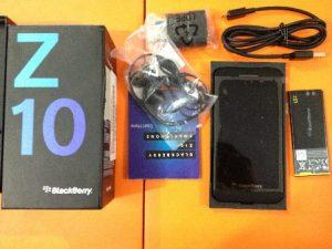 Blackberry z10 cũ