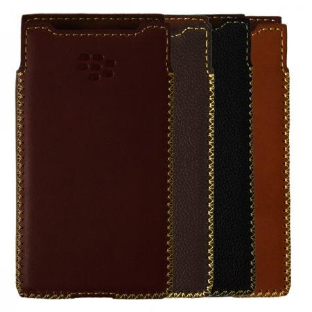 Bao da cầm tay Blackberry Priv