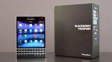 Blackberry Pasport bản Pháp (Azerty) SealBox