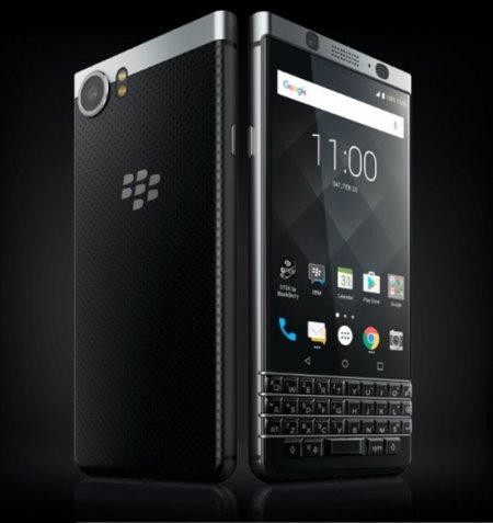 Blackberry KeyOne bạc (New Fullbox)