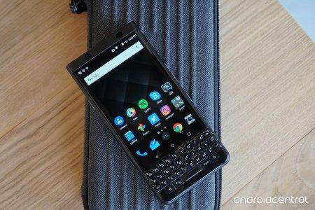 Blackberry KeyOne đen 2 sim cũ ram 4G bộ nhớ 64G