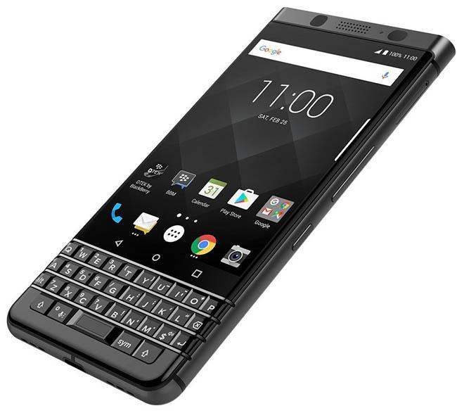 Blackberry KEYone Black 2 sim (New Fullbox)
