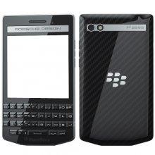 Nắp Lưng Carbon BlackBerry P'9983
