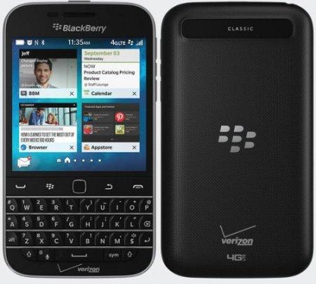 Blackberry Classic Q20 Nocam (New Fullbox)