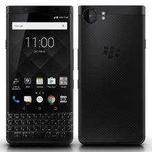 Nắp lưng Blackberry KEYone Đen chính hãng