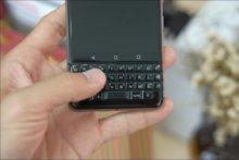 Bàn phím Blackberry KEYone Black chính hãng